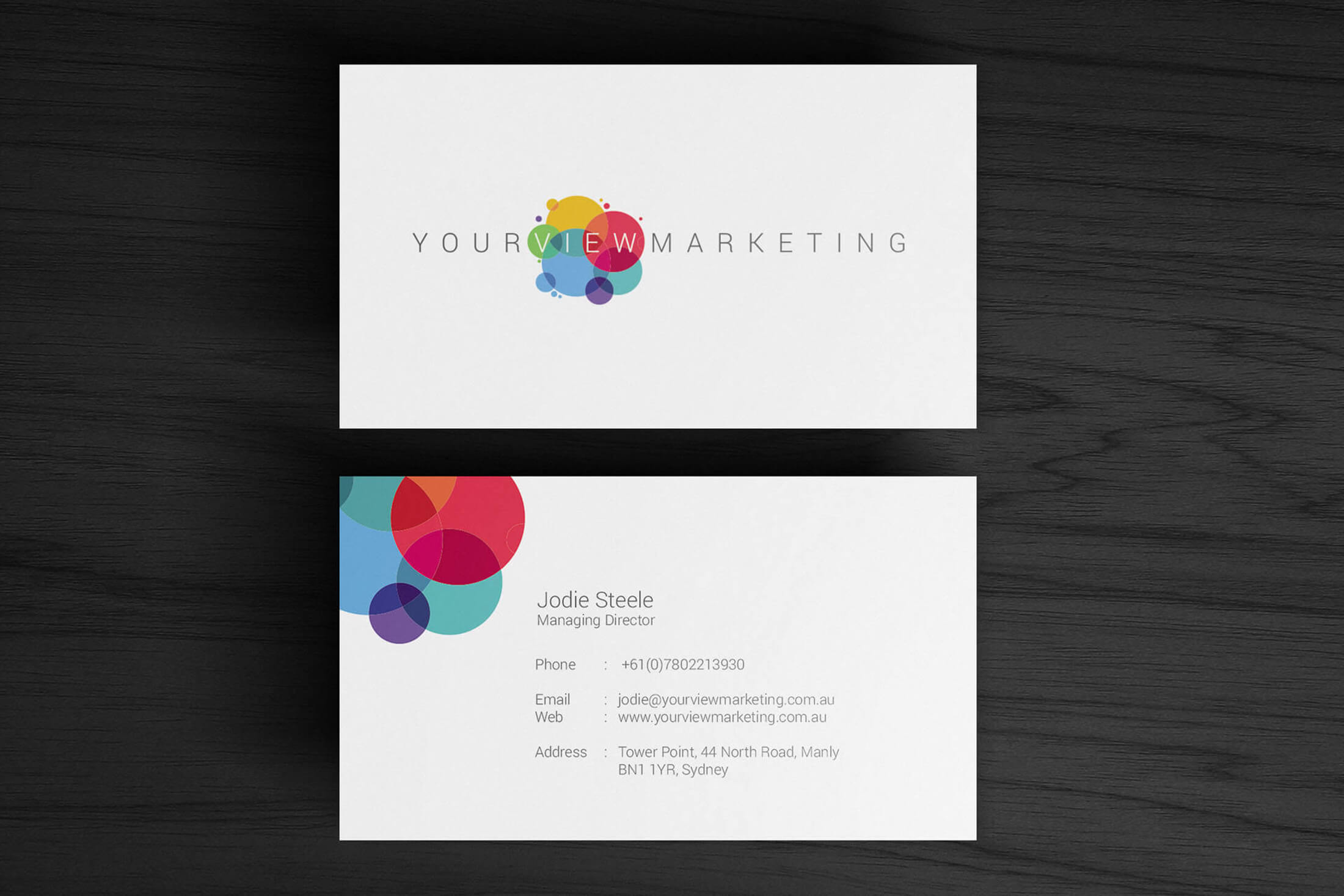 Print design stonefern design in midhurst chichester and west sussex business card design reheart Choice Image